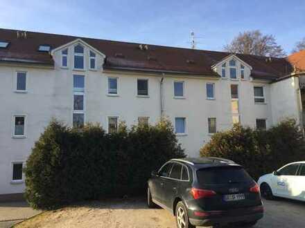 schöne, idyllische 2 Raumwohnung in Markersdorf