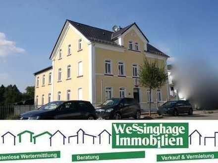 -----Exklusive 156 m²-OG-Wohnung im historischen Jugendstilhaus am Rande des Dorfes-----