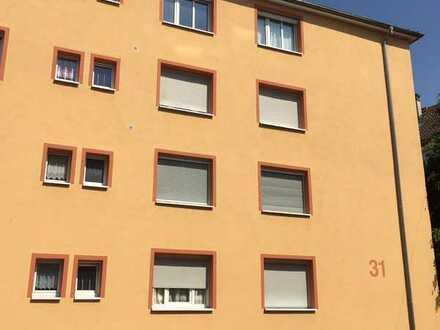 Freundliche 2ZKB am Städt. Klinikum nahe Karlsruhe Zentrum und KIT