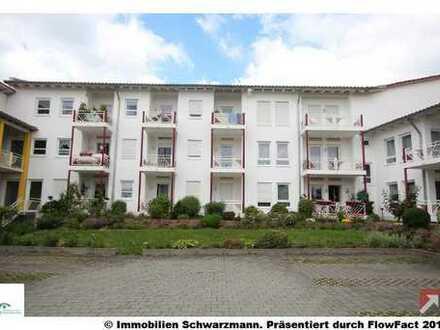 sonnige Erdgeschoss-Wohnung im Betreuten Wohnen