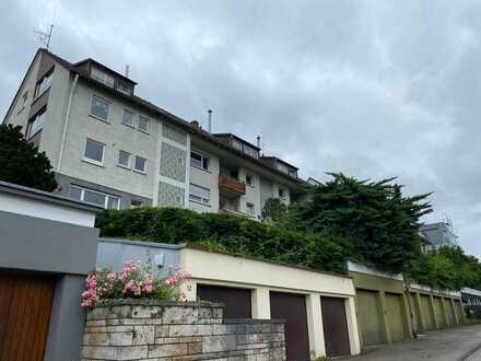Ruhige 2-Zimmer-Wohnung mit Terrasse, Balkon und Ausblick