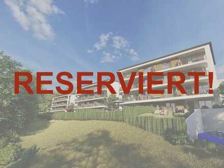 +++RESERVIERT+++ 2-Zimmer-Wohnung im Souterrain mit großzügiger Südterrasse und eigenem Garten