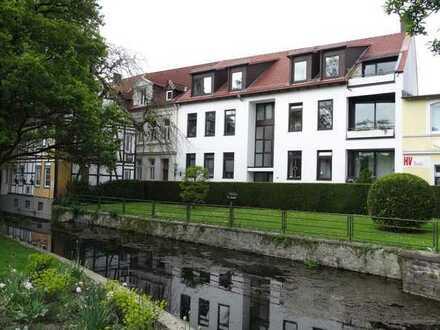 MEGA-zentral in Detmold: 2 Zimmer in toller großz. Wohnung
