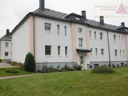 Schicke 2-Raum-Wohnung in ruhiger Waldrandlage!