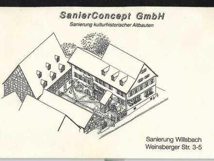 Schöne, geräumige 1 Zimmer Wohnung in Heilbronn (Kreis), Obersulm
