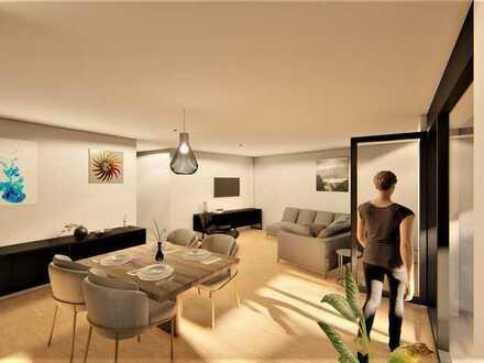 MODERNE EXKLUSIV AUSGESTATTETE 3-ZIMMER WOHNUNG MIT BALKON : Wohnung 6 / 3. OG