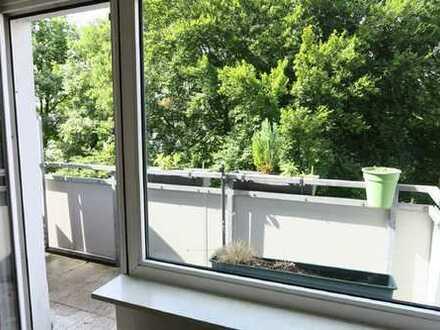 Wohnung mit Südwest-Balkon Stadtmitte-Ost Seitenstraße Kaiserstraße!