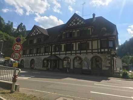 Preiswerte, vollständig renovierte 5-Zimmer-Wohnung zur Miete in Triberg