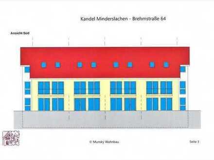 XXL-Reiheneckhaus - hochwertig u. schlüsselfertig inkl. Keller u. Grundstück in Kandel-Minderslachen