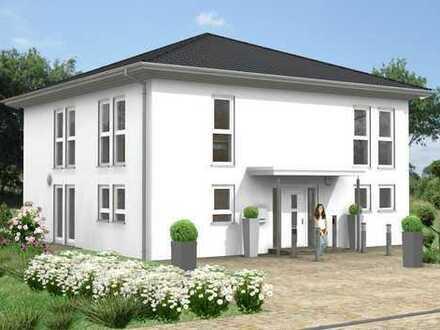 200 qm Stadthausvilla im neu zu erschließenden Baugebiet Straubing-Bogen