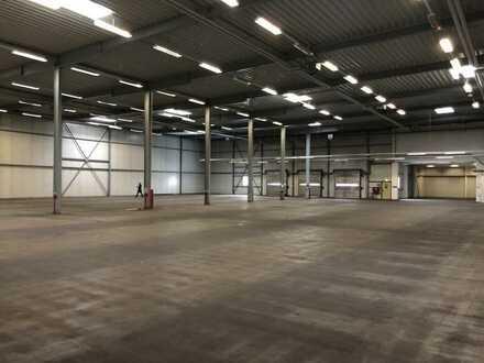 Schwabach, ca. 2.900 m² Logistikimmobilie zu verkaufen – 6.500 m² Grundstück