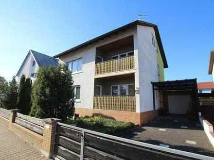 Gut gelegenes Ein- bzw. Zweifamilienhaus mit Garten in Walldorf zu verkaufen.