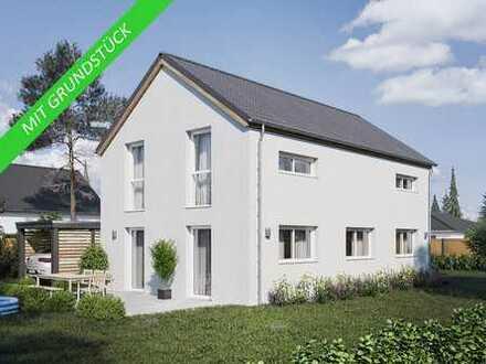 Ihr Fibav Traumhaus -136 m² - inklusive Bodenplatte mit realem Grundstück in Leipzig - Großzschocher