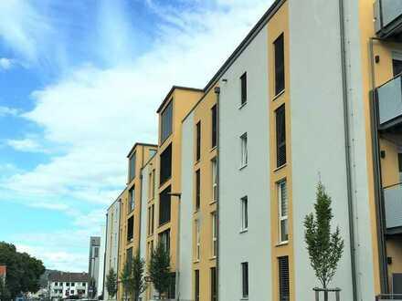 CITY-LIVING der Extraklasse! Barrierefreie 4 Zi. Wohnung mit moderner Küche und großem Balkon!