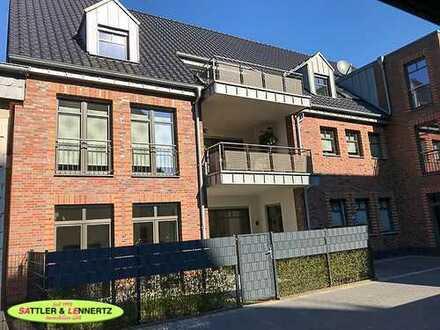 SCHWALMTAL-WALDNIEL-ORTSKERN, da wo man gerne wohnt: 3 -Zimmer-EG-Wohnung mit Carport u. Stellplatz