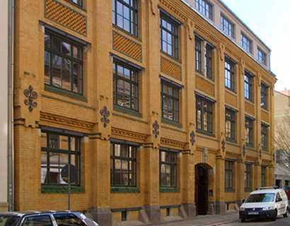 2 Raum Loft mit EBK, 85qm, in top Lage in einem absoluten Vorzeigeobjekt in der Leipziger Innenstadt