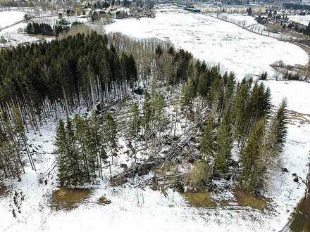 4,4 ha land- und frostwirtschaftliche Grundstücke