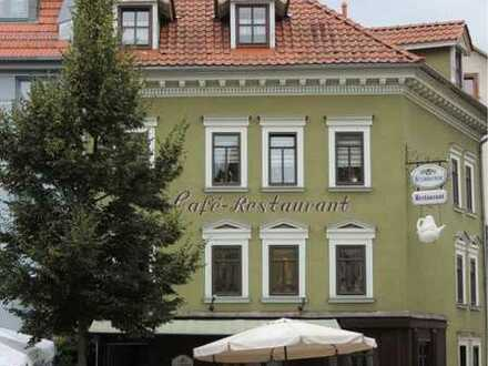 Eine Perle von Gaststätte mit Wohnung steht aus Altersgründen zum Verkauf in 99310 Arnstadt
