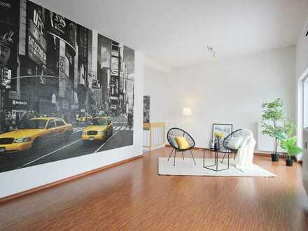 Wohnen mit STYLE:  Lichtgeküsste 4,5 Zimmer Maisonette-Penthouse-Wohnung zum Kauf!