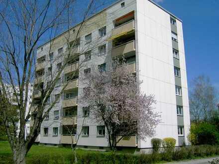 ruhige 2-Zimmerwohnung mit Balkon im Haken