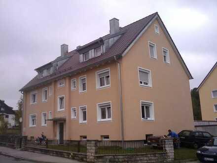 Ansprechende, gepflegte 2-Zimmer-Hochparterre-Wohnung in Kaufbeuren