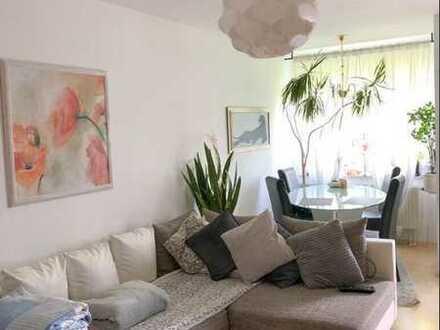 Schön geschnittene 2,5 Zimmer-Wohnung in zentraler Lage von Neu-Ulm