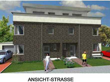 *Familienfreundliche moderne Doppelhaushälften mit Garage*