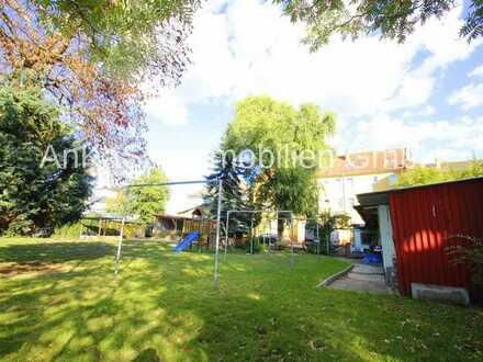 AnKaSa*Gemütlich&geräumig!5 Raum DG*Maisonette*DU+Wanne*große Wohnküche*Stellplatz & EBK mgl.*Garten