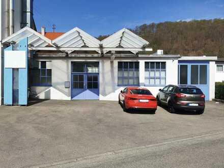 Werkstatt Produktion Halle Lager Gewerbe Büro Atelier teilbar in Königsbronn