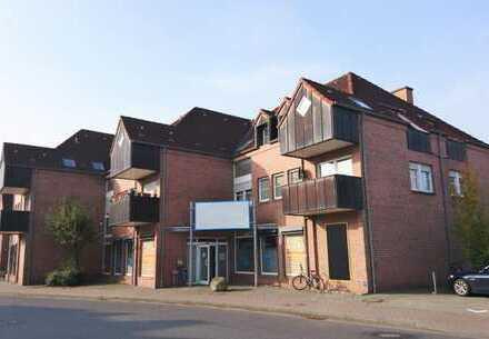 Obergeschoss-Eigentumswohnung mit Balkon in zentrumsnaher Wohnlage von Haren, www.deWeerdt.de