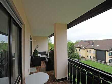 3,5-Zimmer Wohnung in attraktiver Lage mit Balkon und Garage