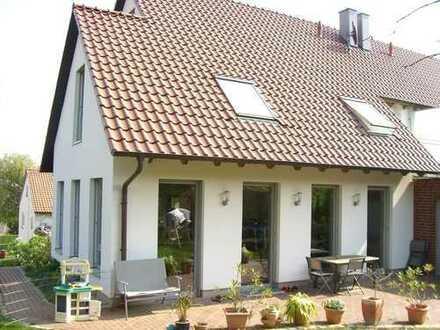 Neuwertige Doppelhaushälfte am südlichen Stadtrand von Osnabrück