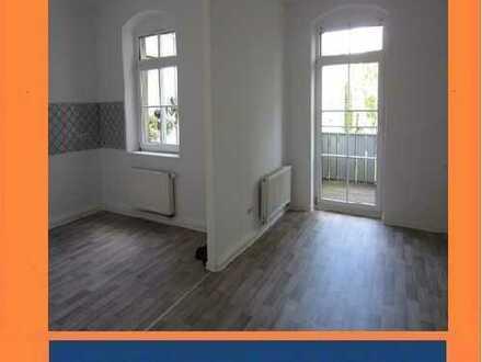 Interessante Kapitalanlage: 2-Raum-Wohnung in Striesen mit Balkon!