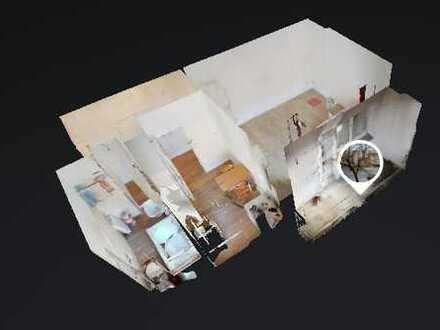 Erstbezug nach Modernisierung. Wunderschönes Apartment mit Balkon nahe TU in Top City-Lage!