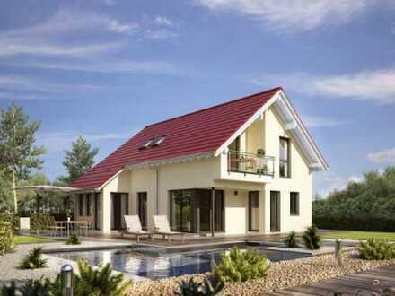 Ihre Chance in Riedelbach: Bezahlbares Grundstück und Bien-Zenker Familienhaus auf Keller