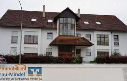 Heimelige Dachgeschosswohnung mit Dachterrasse in Lauingen!