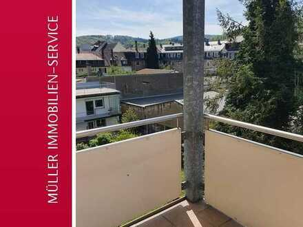 Renovierte 4-Zimmer-Wohnung mit Balkon in Baden-Baden-WESTSTADT