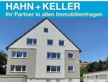 Hochwertig ausgestattete 4,5-Zimmer-Wohnung im Erdgeschoss in einer der Besten Lagen Biberachs!