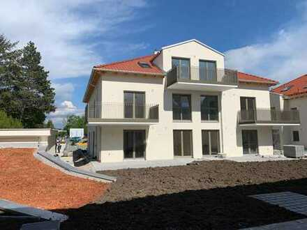 Erstbezug: ansprechende 3-Zimmer-Wohnung mit Balkon in Aubing, München