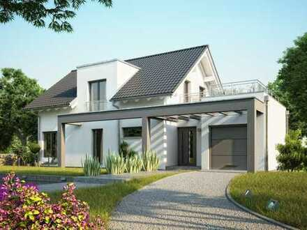 Ausbauhaus auf Südgrundstück mit Eigenleistung