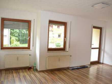 1 Zimmer Wohnung mit Balkon und Einbauküche