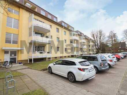 Modern und gepflegt: Gehoben ausgestattete 3-Zimmer-Wohnung mit gemütlicher Loggia
