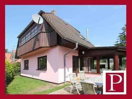 *TOP* Wohntraum mit Wintergarten, Kamin & Stellplätzen direkt in Prerow!