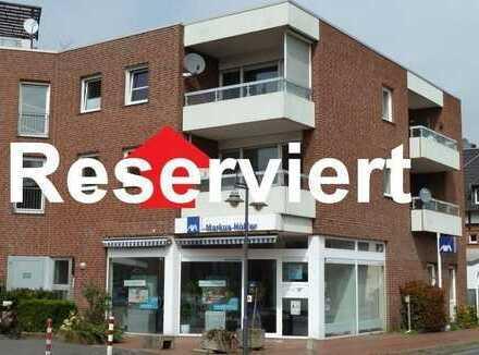 St-Borghorst : Großzügige 2-Zimmer-Wohnung zu vermieten