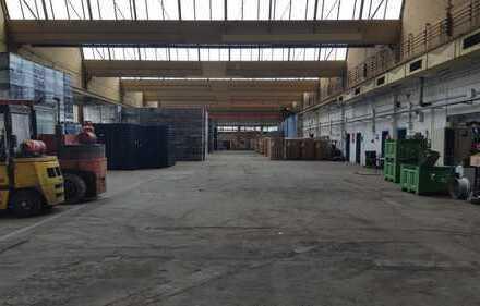 Lager/Produktion EG 3200m²teilbar ab 1500qm, Villingen, Vockenhauserstr. nur € 3,15/qm