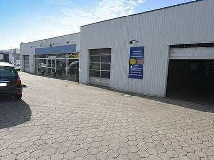 Kfz Werkstatt mit kleinem Autohaus in Hamburg - Bergedorf