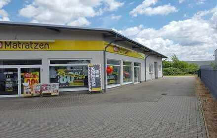 Interessantes, attraktives Gewerbeobjekt direkt an der Bundesstraße 1 der Kreisstadt Burg