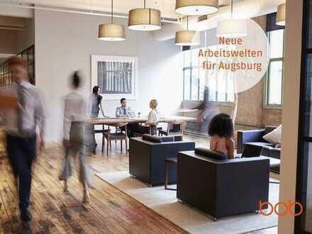 Neue Arbeitswelten in nachhaltigen Büros