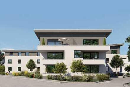 Neuwertige 3-Zimmer-Penthouse-Wohnung mit Balkon und EBK in Rheinhausen von privat