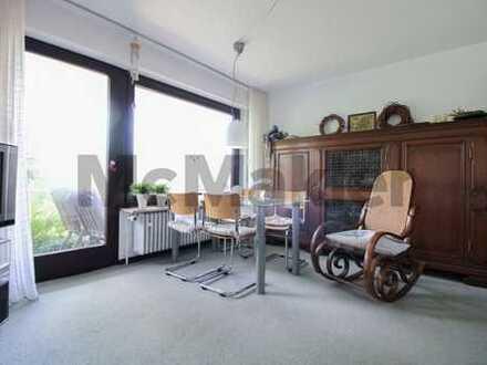 Gepflegtes 2-Zi-Apartment mit Terrasse und Garten in ruhiger Wohnlage im Nordschwarzwald